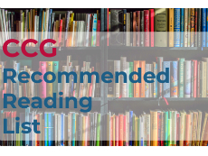 CCG Recommended Reading List
