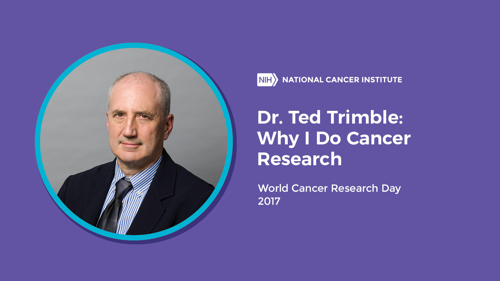 why i do cancer research   national cancer institute
