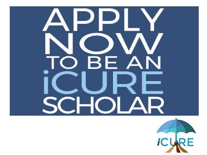 Apply now to be an iCURE scholar