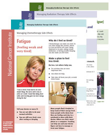 Chemotherapy Side Effects Series National Cancer Institute