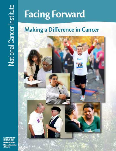 Facing Forward: Making a Difference in Cancer Cover Sheet