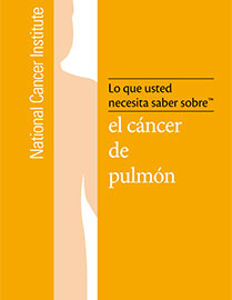 Cover of el cancer de pulmon