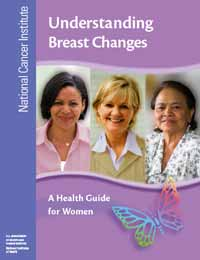 Understanding Breast Changes: A Health Guide for Women Cover Sheet