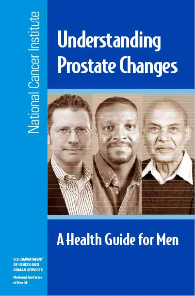 Understanding Prostate Changes Cover Sheet