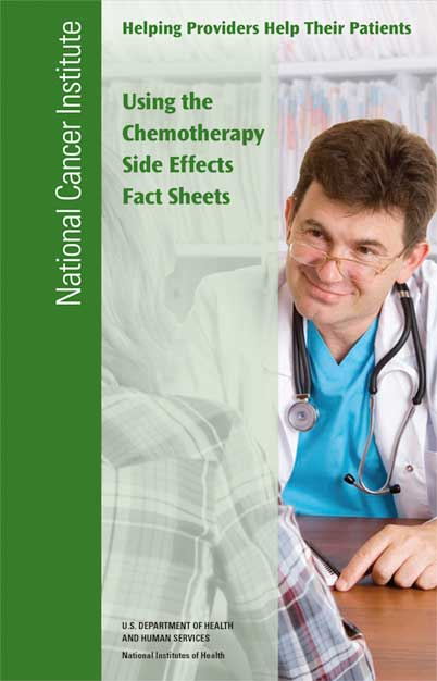 Helping Providers Help Their Patients: Using the Chemotherapy Side Effect Series Cover Sheet
