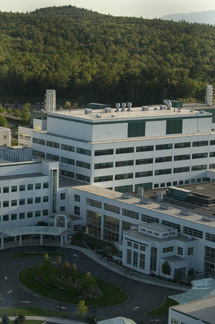 Dartmouth-Hitchcock Medical Center Norris Cotton Cancer Center at Dartmouth