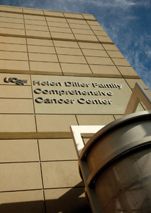 University of California at San Francisco Helen Diller Family Comprehensive Cancer Center