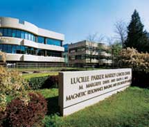 University of Kentucky Lexington Markey Cancer Center