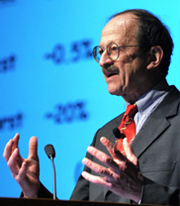 Harold Varmus, M.D., Former Director, National Cancer Institute