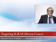 "Dr. Mariano Barbacid, ""Targeting K-RAS Driven Cancer"" Video Graphic"