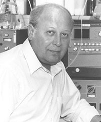Photo of Barnett Rosenberg, Ph.D.