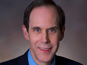 Photo of Brian J. Druker, M.D., Howard Hughes Medical Institute investigator at Oregon Health and Science University