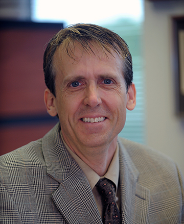 Photo of Erik Augustson, PhD, MPH, Program Director, Tobacco Control Research Branch, NCI.