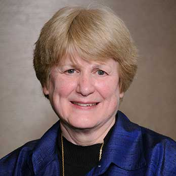 Portrait of Mary Claire King