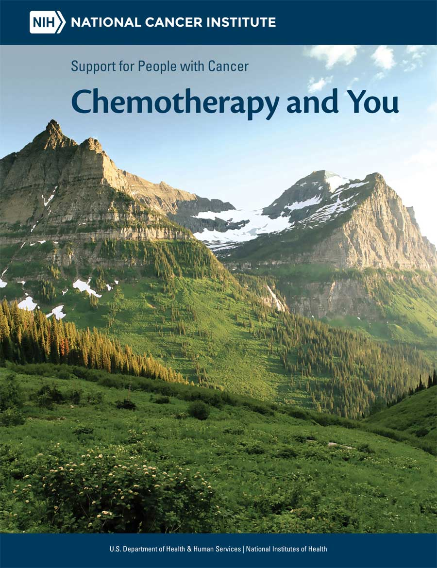 Chemotherapy and You cover