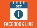 October Facebook Live Event