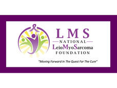 LMS National Leiomyosarcoma Foundation logo