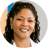 Chanita Hughes-Halbert, Ph.D., a nationally recognized leader in cancer disparities research and behavioral science at Medical University of South Carolina
