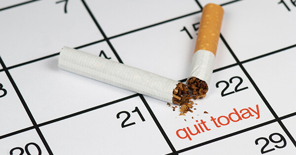 Harms of Cigarette Smoking and Health Benefits of Quitting