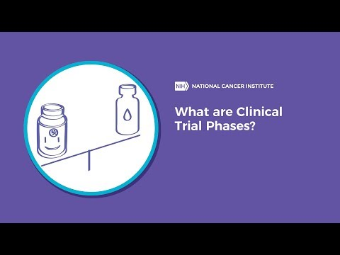 Phases Of Cancer Clinical Trials National Cancer Institute