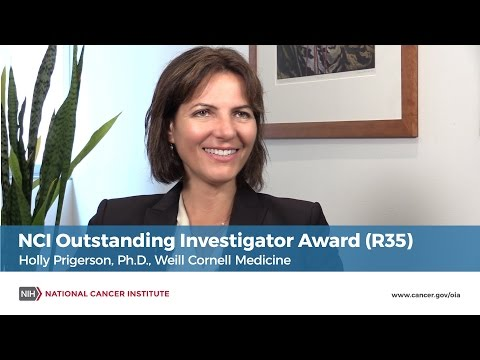 The Outstanding Investigator Award (R35) - National Cancer
