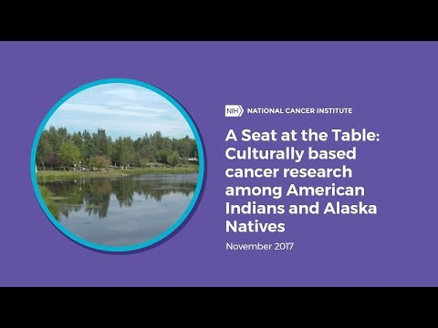 Cancer Control in American Indian and Alaska Native
