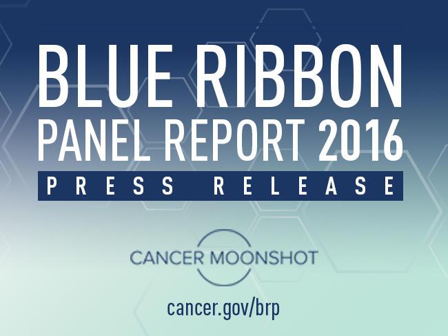 NCI embraces scientific road map to achieve Cancer Moonshot