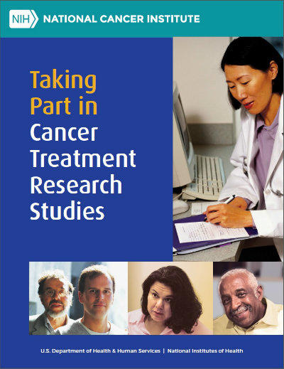 Cancer treatment research studies