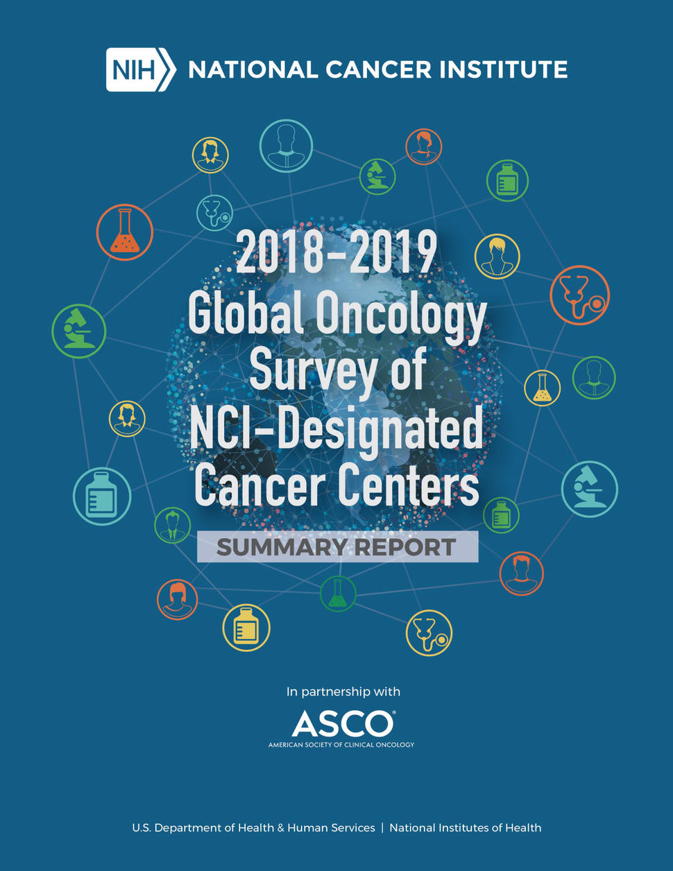 Advancing Global Oncology A Survey Of Nci Designated Cancer Centers National Cancer Institute
