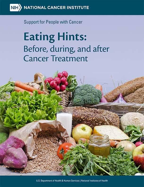 Eating Hints: Before, during, and after Cancer Treatment - National Cancer  Institute