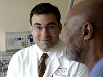 sangrado de próstata años después de la primera terapia contra el cáncer