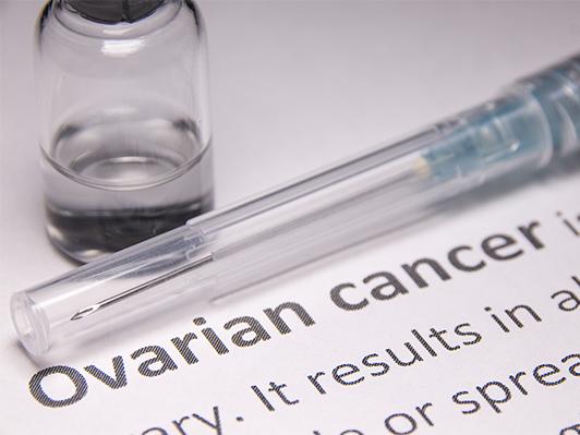 ovarian cancer vaccine)