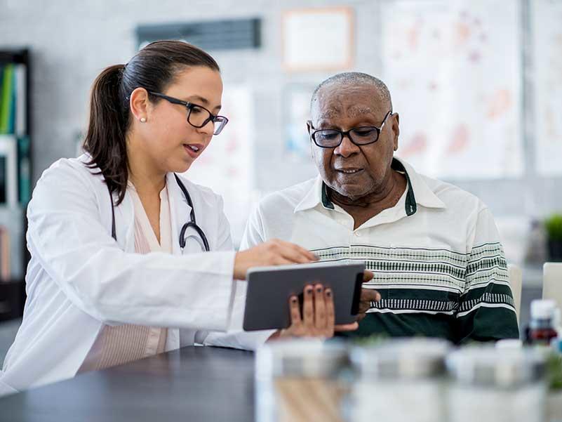 reducir las disparidades raciales y étnicas de salud diabetes