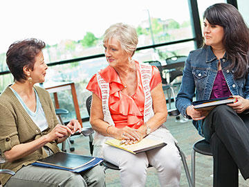 Coping Cancer Support Groups National Cancer Institute
