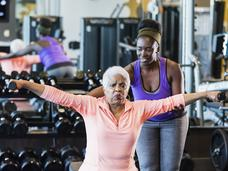 Physical Activity May Lessen the Effects of Chemobrain, Study Finds
